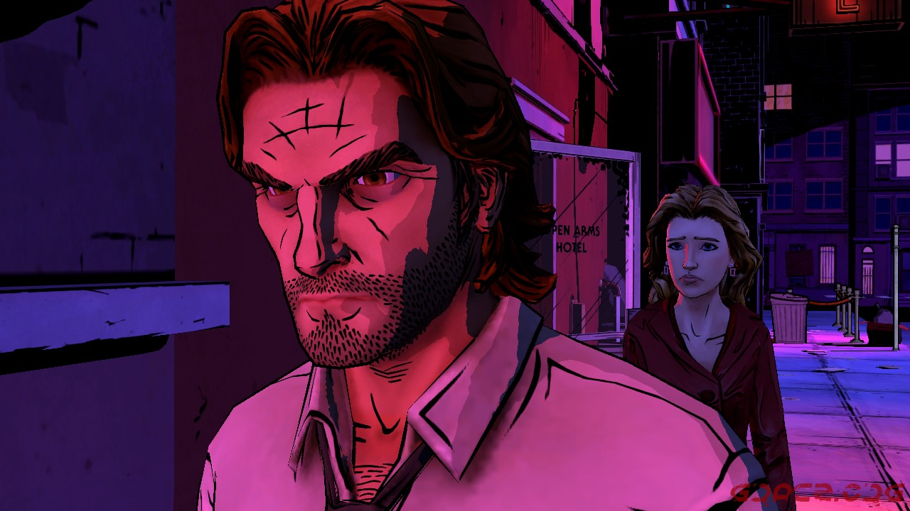 ci?g dalszy ? The Wolf Among Us ? Episode 3: A Crooked Mile