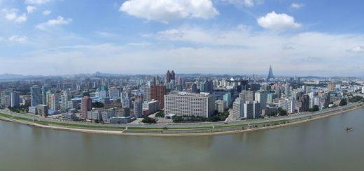 Korea Północna - Pjongjang