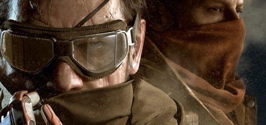 Metal Gear Solid 5 The Phantom Pain (2015)