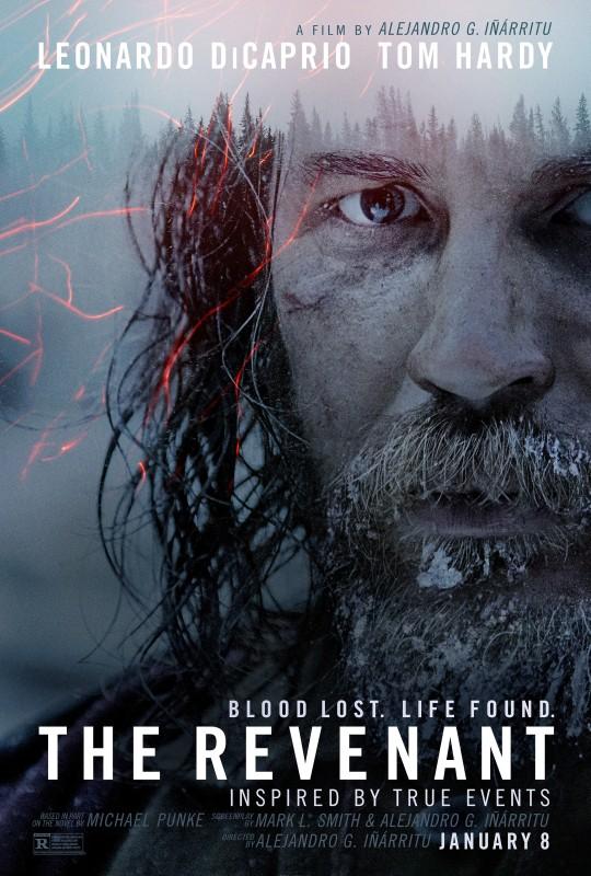 Zjawa / The Revenant (2015) PL.WEB-DL.XViD-FOX / Lektor PL